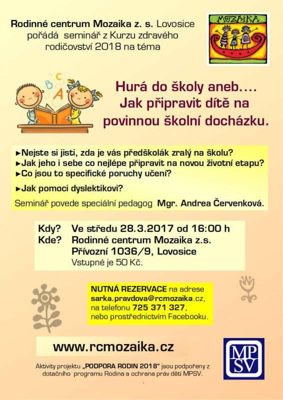 88b11975fe2 Jak připravit dítě na povinnou školní docházku
